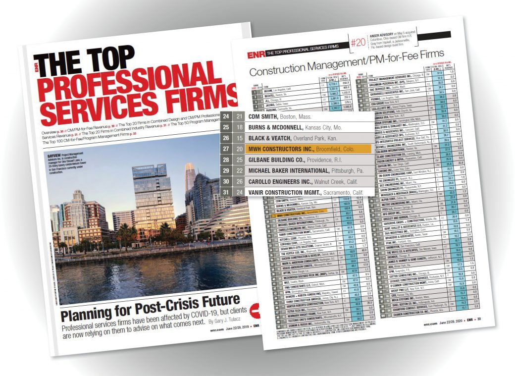 The Top Professional Service Firms