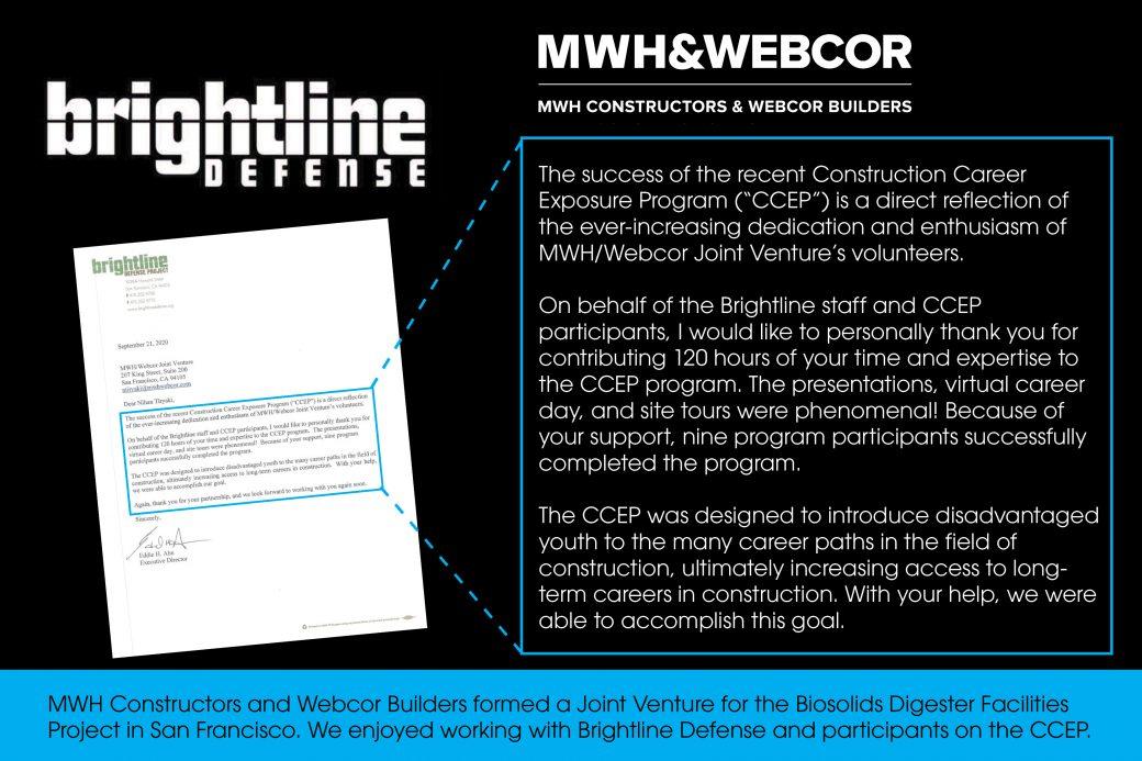MWH & Webcor
