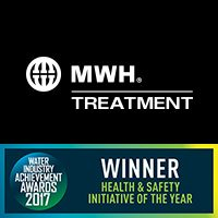 MWH Treatment wins Water Industry Award