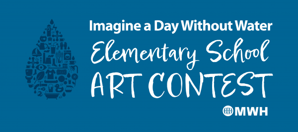 Imagine a Day Without Water – Elementary School Art Contest